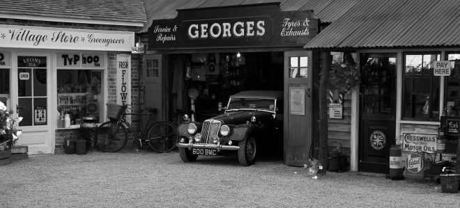 How to upgrade your garage
